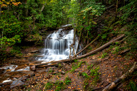 Wagner Falls, Munising Michigan